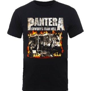 PANTERA Cowboys From Hell, Tシャツ