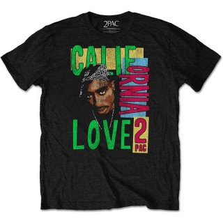 2PAC California Love, Tシャツ