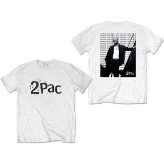 2PAC Changes Back Repeat, Tシャツ