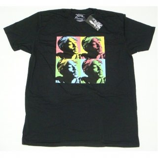 2PAC Pop Art, Tシャツ