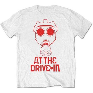 AT THE DRIVE-IN Mask, Tシャツ