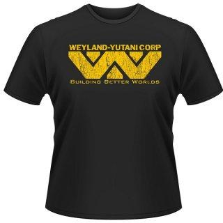 ALIEN Weyland Yutani Corp, Tシャツ