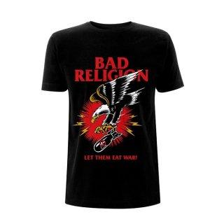 BAD RELIGION Bomber Eagle, Tシャツ