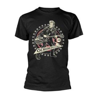 BRIAN SETZER Genuine Rockabilly, Tシャツ