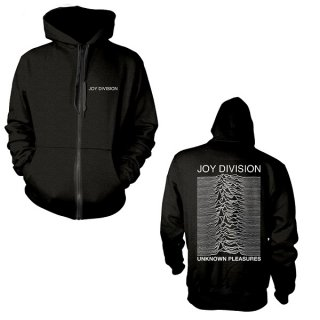 JOY DIVISION Unknown Pleasures, Zip-Upパーカー