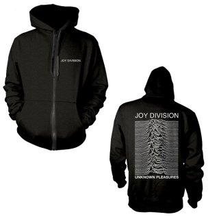 JOY DIVISION Unknown Pleasures, Zip-Upパーカー