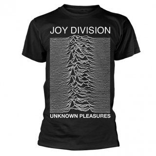 JOY DIVISION Unknown Pleasures Black, Tシャツ
