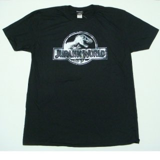 JURASSIC WORLD Logo, Tシャツ