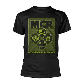 MY CHEMICAL ROMANCE Lock Box, Tシャツ