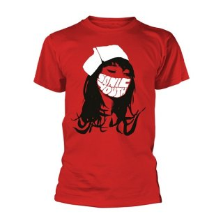 SONIC YOUTH Nurse Red, Tシャツ