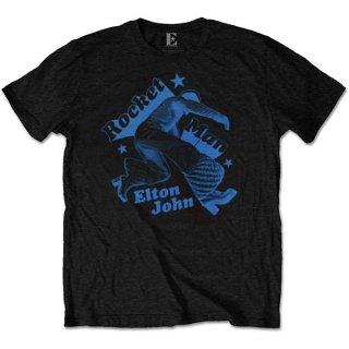 ELTON JOHN Rocketman Jump, Tシャツ