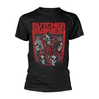 BUTCHER BABIES Starskull, Tシャツ