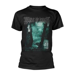 CRADLE OF FILTH Dusk And Her Embrace, Tシャツ