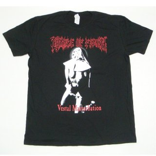 CRADLE OF FILTH Vestal, Tシャツ