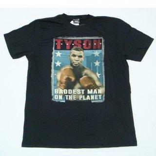 MIKE TYSON Tyson Vintage Poster, Tシャツ