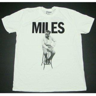 MILES DAVIS Stool, Tシャツ