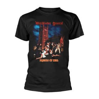 WITCHFINDER GENERAL Friends Of Hell, Tシャツ