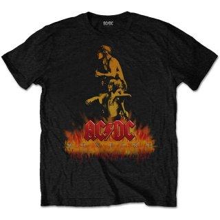 AC/DC Bonfire, Tシャツ