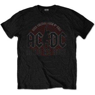 AC/DC Hard As Rock, Tシャツ