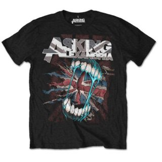ASKING ALEXANDRIA Asking Flag Eater, Tシャツ