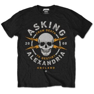 ASKING ALEXANDRIA Asking Danger, Tシャツ