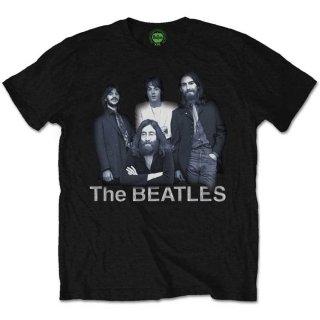 THE BEATLES Tittenhurst Table Blk, Tシャツ