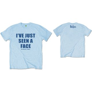 THE BEATLES I've Just Seen A Face, Tシャツ