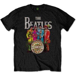 THE BEATLES Sgt Pepper, Tシャツ