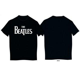 THE BEATLES Drop T Logo 3, Tシャツ