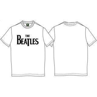 THE BEATLES Drop T Logo 6, Tシャツ