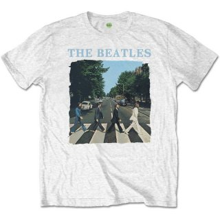 THE BEATLES Abbey Road & Logo 6, Tシャツ
