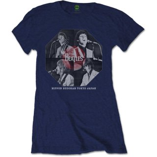 THE BEATLES Budokan Octagon 2, Tシャツ