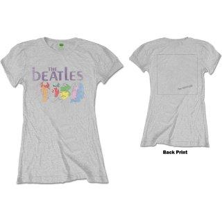 THE BEATLES White Album Back 2, Tシャツ