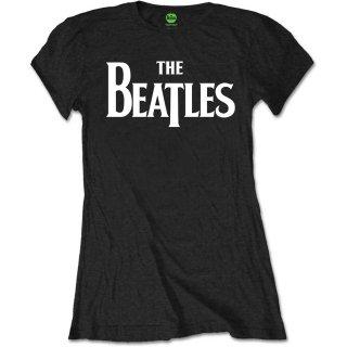 THE BEATLES Drop T Logo 4, Tシャツ