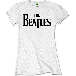 THE BEATLES Drop T Logo 7, Tシャツ