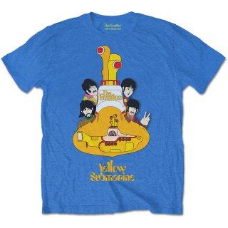 THE BEATLES Yellow Submarine Sub Sub, Tシャツ