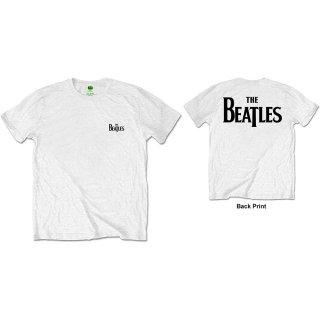 THE BEATLES Drop T Logo 5, Tシャツ