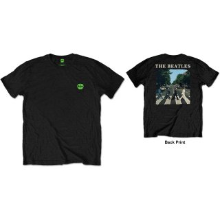 THE BEATLES Abbey Road & Logo 2, Tシャツ