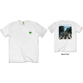 THE BEATLES Abbey Road & Logo 5, Tシャツ