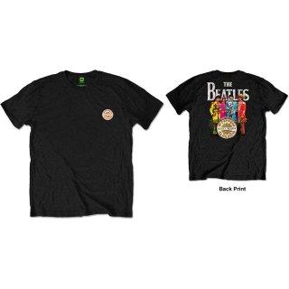 THE BEATLES Sgt Pepper 2, Tシャツ
