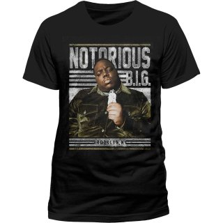 THE NOTORIOUS B.I.G. Notorious Big Chain, Tシャツ