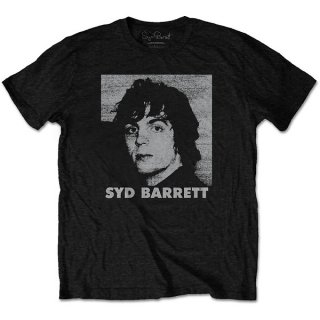SYD BARRETT Headshot, Tシャツ
