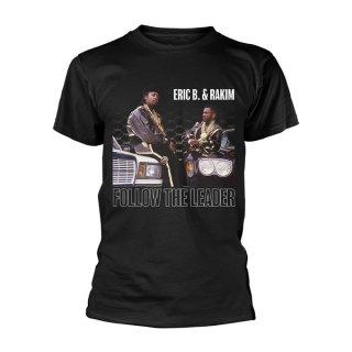 ERIC B. & RAKIM Follow The Leader, Tシャツ