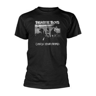 BEASTIE BOYS Check Your Head Blk, Tシャツ