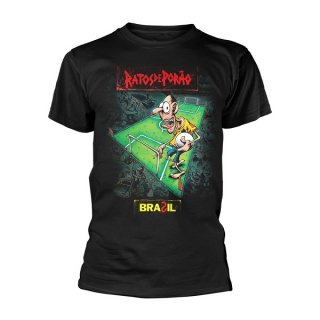 RATOS DE PORAO Brasil, Tシャツ