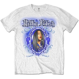 BILLIE EILISH Airbrush, Tシャツ