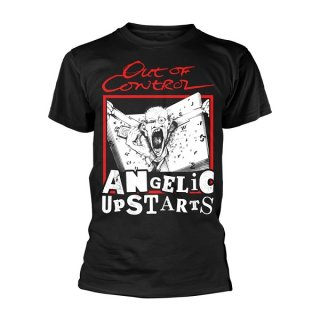ANGELIC UPSTARTS Out Of Control, Tシャツ