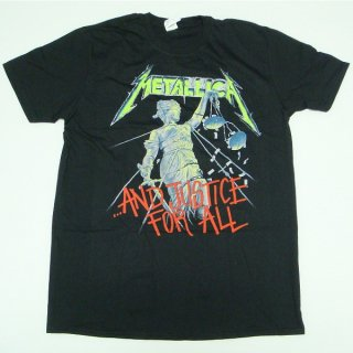 METALLICA And Justice For All, Tシャツ