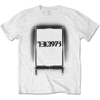 THE 1975 Black Tour Wht, Tシャツ