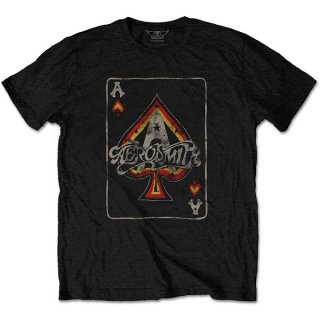AEROSMITH Ace, Tシャツ